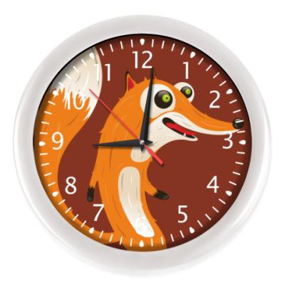 Настенные часы Лиса Упрлса