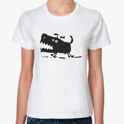 Классическая футболка Doogy