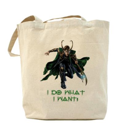 Сумка Loki