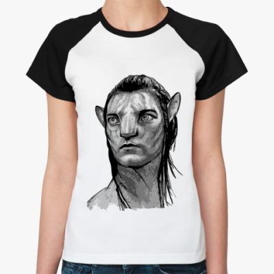 Женская футболка реглан Sully