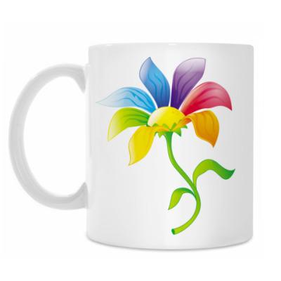 Кружка 'Цветик-семицветик'