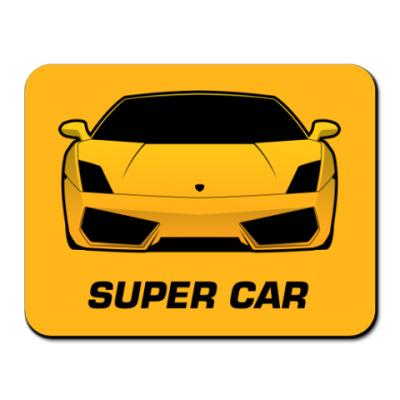 Коврик для мыши Super car