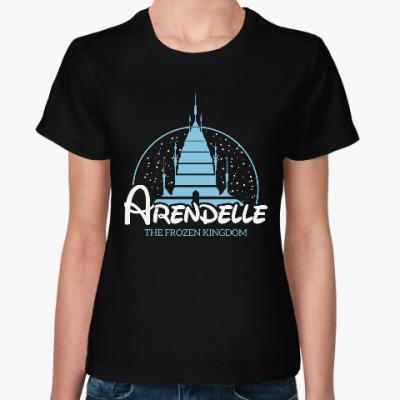 Женская футболка Арендель