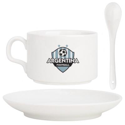 Кофейный набор Футбол Аргентины