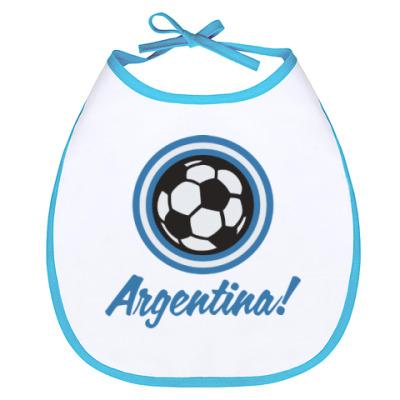 Слюнявчик Аргентина