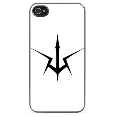 Чехол для iPhone Черный рыцарь