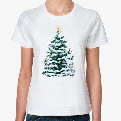 Классическая футболка Я-елка