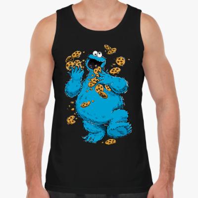 Майка Cookie Monster