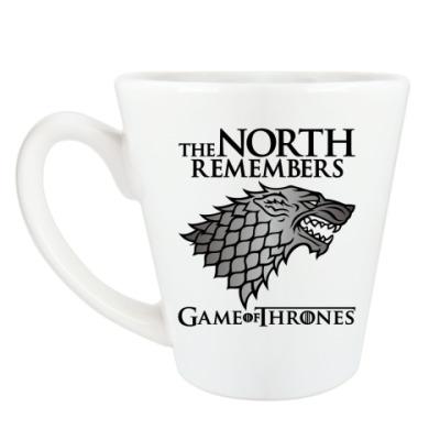 Чашка Латте Игра престолов