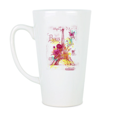 Чашка Латте PARIS