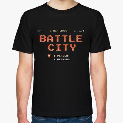 Футболка Battle City