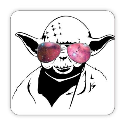 Костер (подставка под кружку) Йода