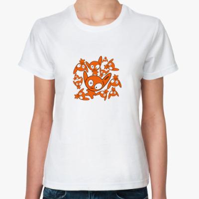 Классическая футболка Чудинки Шурик