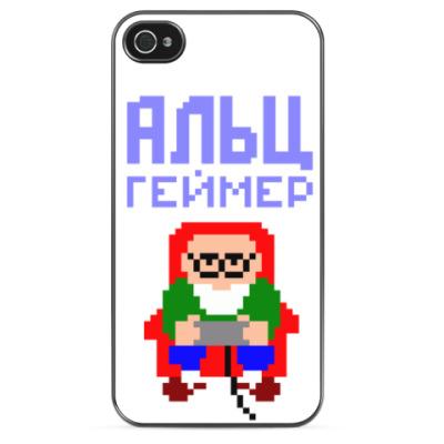 Чехол для iPhone Альц-геймер