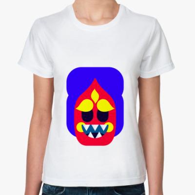 Классическая футболка Rakshasy I