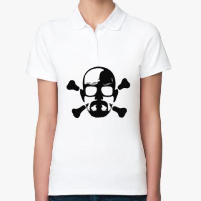 Женская рубашка поло Breaking Bad