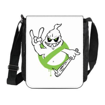 Сумка на плечо (мини-планшет) Ghostbusters