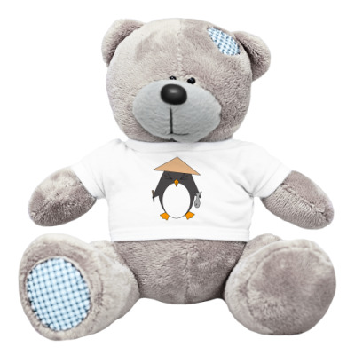 Плюшевый мишка Тедди Sushi Penguin Мишка