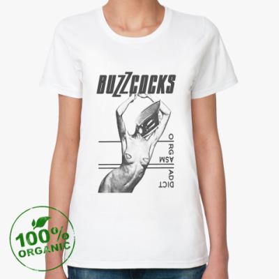 Женская футболка из органик-хлопка Buzzcocks