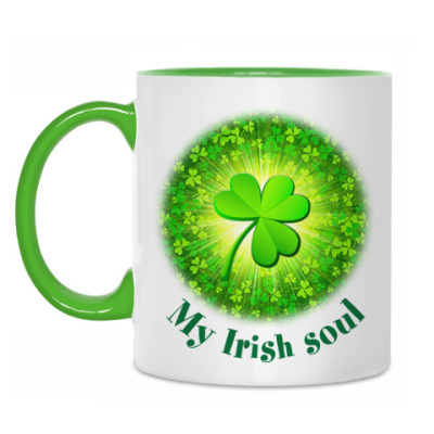 Кружка My Irish Soul
