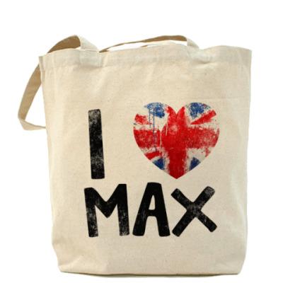 Сумка I LOVE MAX