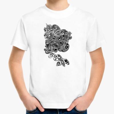Детская футболка Абстракция Фэнтези
