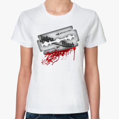 Классическая футболка Judas Priest