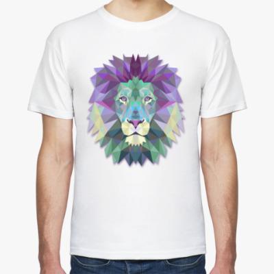 Футболка Кристальный лев