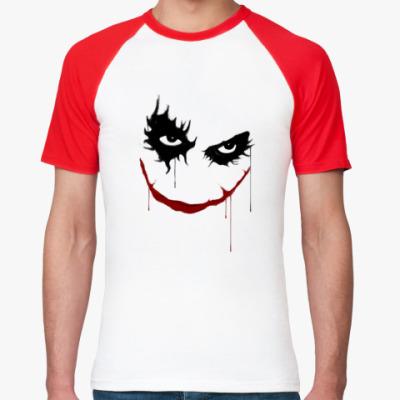 Футболка реглан Joker
