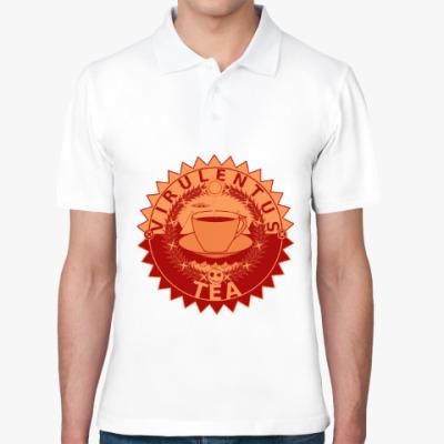 Рубашка поло Единомышленник Virulentus Tea