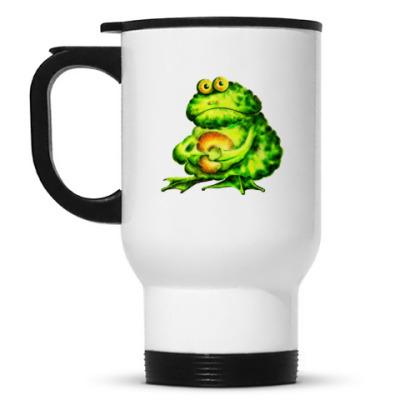 Кружка-термос Жаба