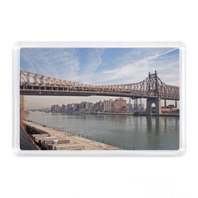 Магнит Нью-Йорк, мост