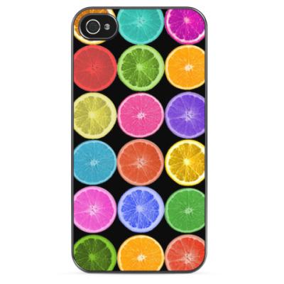 Чехол для iPhone 'Citrus fun'