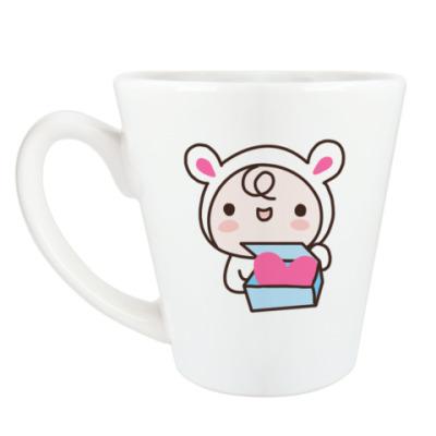 Чашка Латте Няша