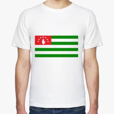 Футболка Флаг Абхазии