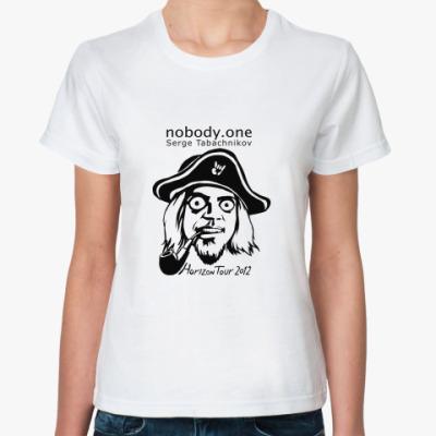 Классическая футболка Swabbie