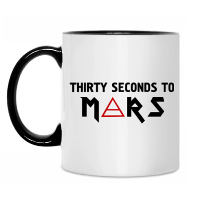 Кружка Thirty seconds to mars