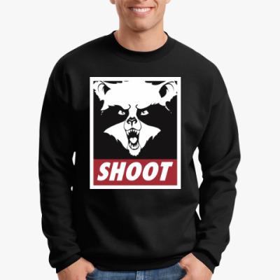 Свитшот Raccoon Shoot
