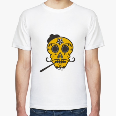 Футболка Mexican skull