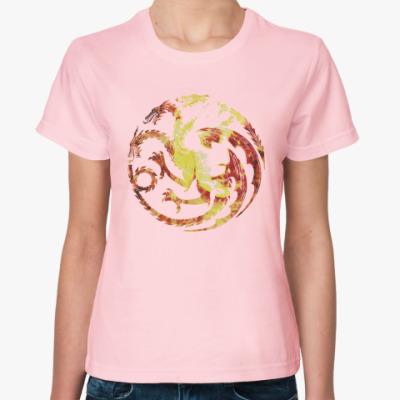 Женская футболка Khaleesi