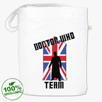 Сумка Doctor Who Team