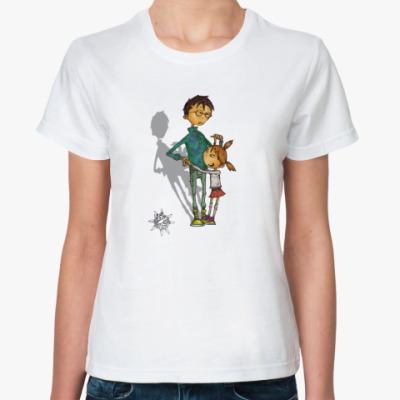 Классическая футболка Парочка