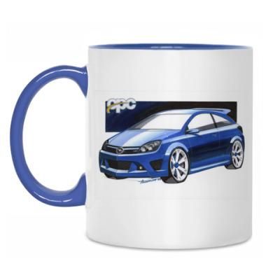 Кружка Opel OPC