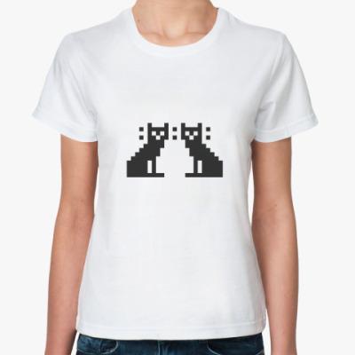 Классическая футболка 2Catz.