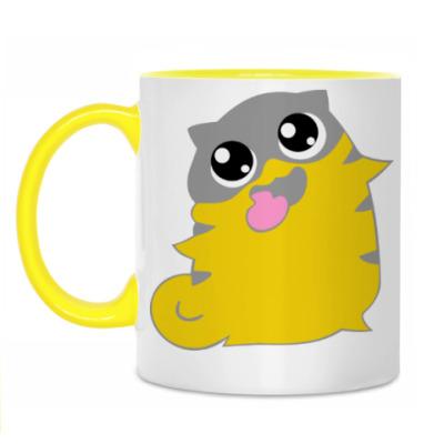 Кружка  boggart cat