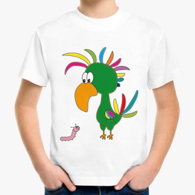 Детская футболка Bird