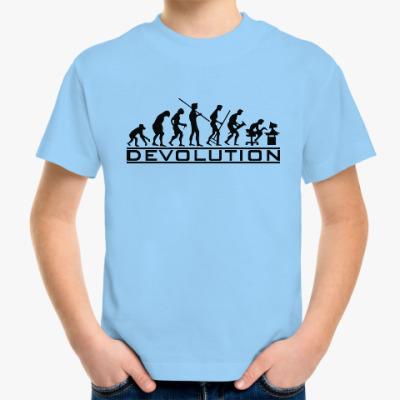 Детская футболка Регресс