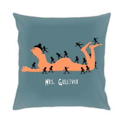 Подушка Миссис Гулливер