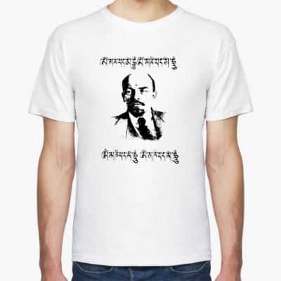 Футболка Buddha Lenin