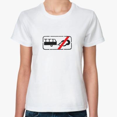 Классическая футболка Fart